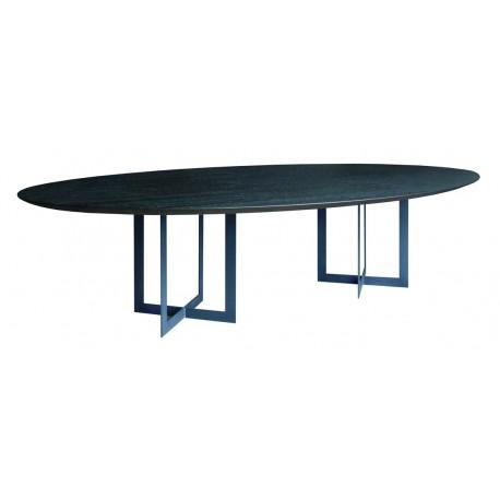 Table de salle à manger Falcon ovale