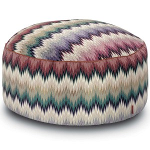 Pouf Phrae by Missoni Home