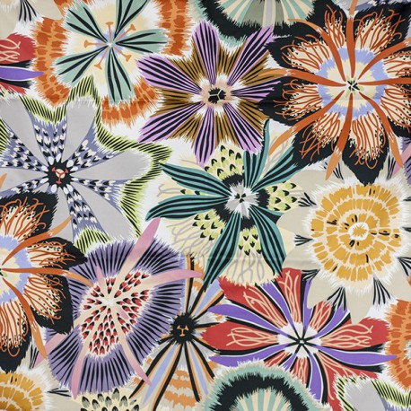 Tissu Passiflora Giant 159 by Missoni Home