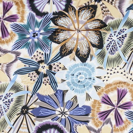 Tissu Passiflora Giant 170 by Missoni Home