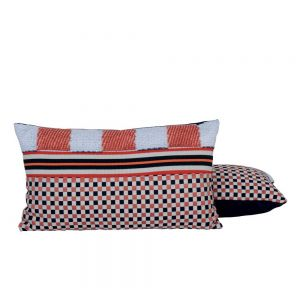Coussin Domino corail, Jean Paul Gaultier