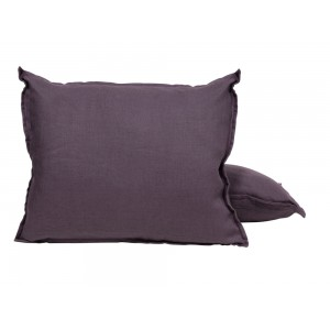 Coussin Istres Prune, Lelievre