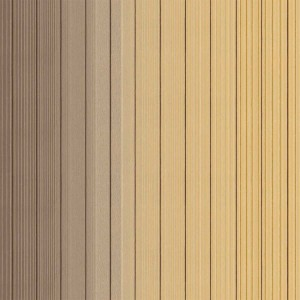 Papier peint Vertical Stripe Ambre, Missoni Home
