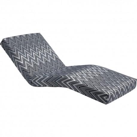 Chaise longue/Matelas Jalamar Outdoor Chevron, Missoni Home