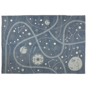 Tapis enfant Little Galaxy, Nattiot