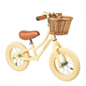 Mon Premier vélo vanille, Banwood