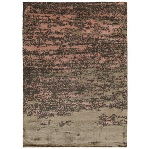Tapis Carrara terracotta, Toulemonde Bochart
