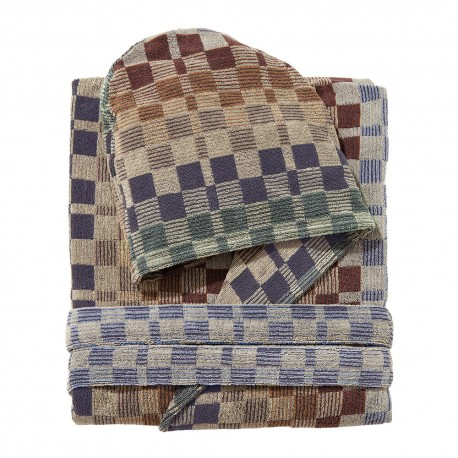 Peignoir capuche Yassine 165, Missoni Home