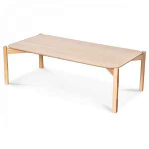 Table basse 100x50 Chêne naturel