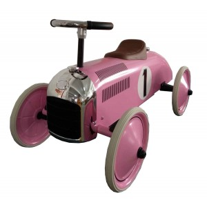 Porteur voiture rose Luxe, Protocol