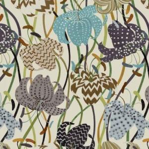 Papier peint Lilium White Tones, Missoni Home