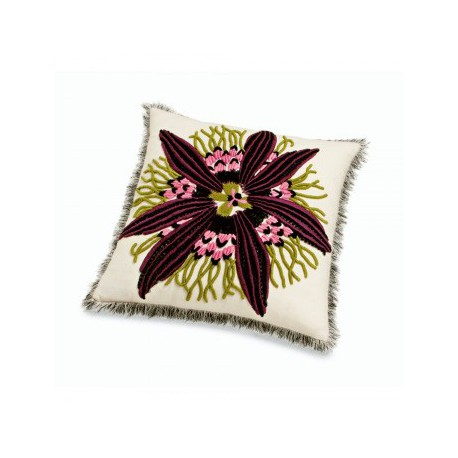 Coussin Passion Flower by Missoni Home
