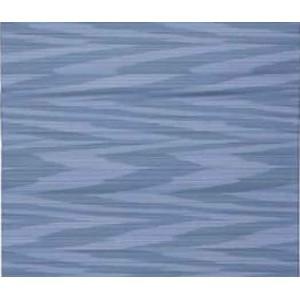 Taies d'oreiller Angie en percale de coton au motif bleu Missoni Home