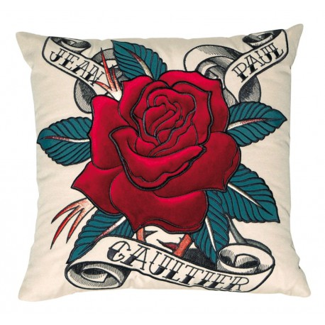 Coussin Morphing bengale by Jean Paul Gaultier Maison