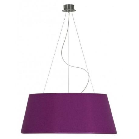 Suspension Conique violet