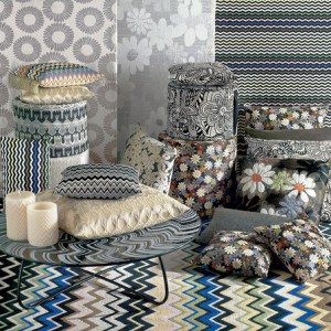 Collection Golden Age B&W by Missoni Home