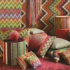 Collection Macro Knit by Missoni Home